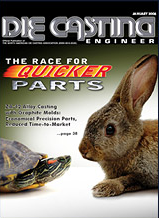 Graphicast Featured in Diecasting Engineer Magazine